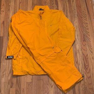 Nike Windbreaker Suit